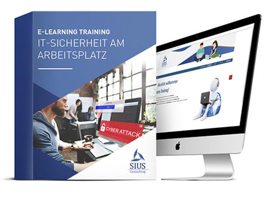 E-Learning, elearning IT-Sicherheit am Arbeitsplatz