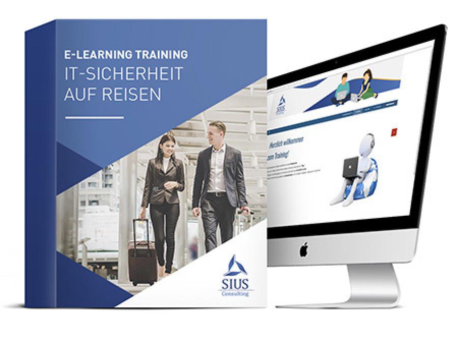 E-Learning, elearning IT-Sicherheit auf Geschäftsreisen