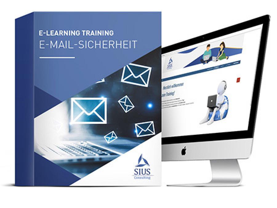 E-Learning, elearning E-Mail-Sicherheit