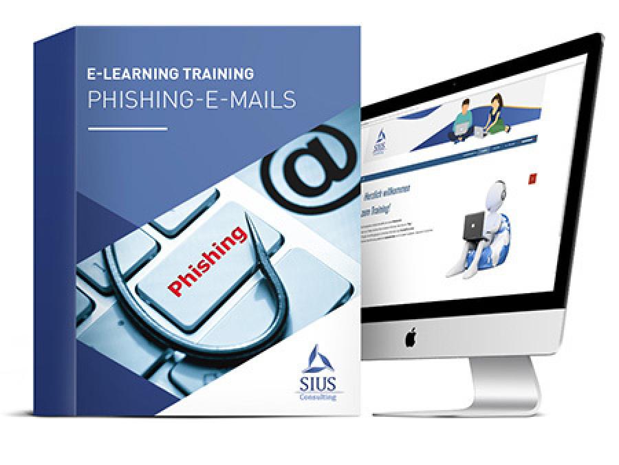 E-Learning, elearning Phishing-E-Mails