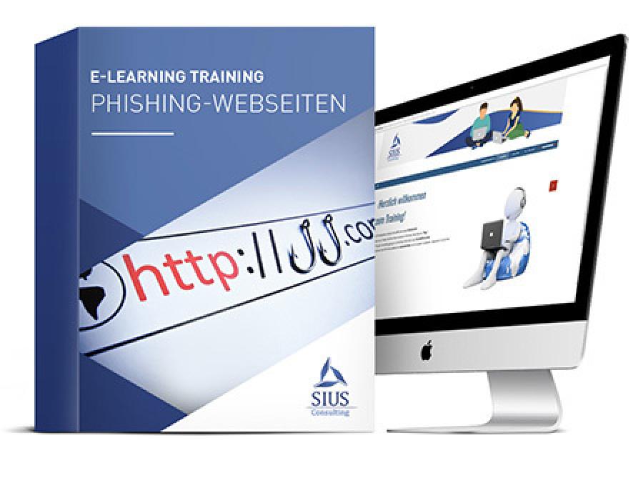 E-Learning, elearning Phishing-Webseiten