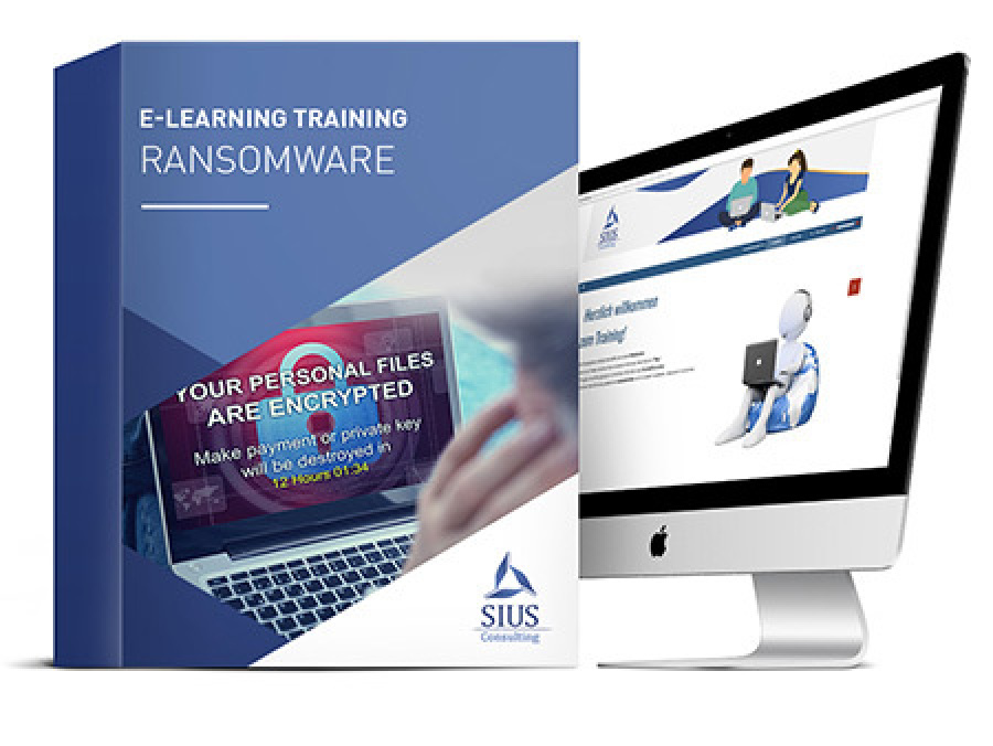E-Learning, elearning Ransomware